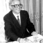 Калиш Николай Николаевич на юбилее, 60 лет.