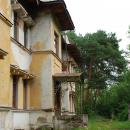 Дача Севрюгова в Кинешме, вид со стороны двора