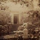 Дом-дача Китаевой в Царском Селе, фото 1879-е гг.