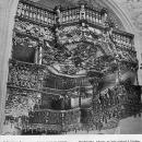 Знаменская церковь в Дубровицах, хоры