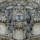 Усадьба Дубровицы, Знаменская церковь, декор