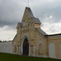 Усадьба Дубровицы, ворота конного двора
