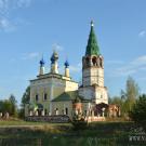 Горицы. Церковь Рождества Пресвятой Богородицы