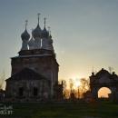 Дунилово. Церковь Покрова Пресвятой Богородицы