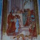 Церковь Богоявления в Еськах, фреска