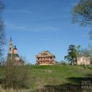 Усадьба Федоровское, общий вид