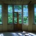 Усадьба Филимонки, главный дом до пожара (терраса)