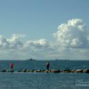 Форт Ино Николаевский, гавань форта