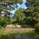 Форт Красная Горка, мемориал