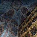 Углич, собор Спаса Преображения, фрагмент интерьера