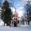 Углич. Церковь Димитрия на Крови