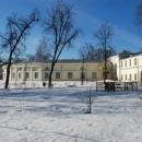 Главный дом усадьбы Горенки