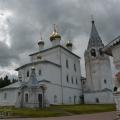 Гороховец, Троицкий собор Николо-Троицкого монастыря