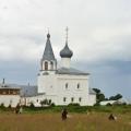 Гороховец, Знаменский монастырь