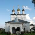 Гороховец, собор Сретенского монастыря