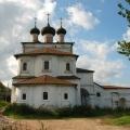 Гороховец, Воскресенская церковь