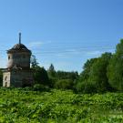 Градницы Тверская область, сторожка Троицкой церкви