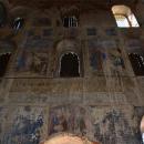 Градницы. Интерьер Троицкой церкви