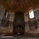 Церковь Николая Чудотворца в Гурьево-Воскресенское (интерьер)
