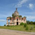 Никольская церковь в Гурьево-Воскресенское, Тверская область