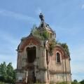 Церковь в Гурьево-Воскресенское