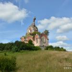 Церковь в Гурьево-Воскресенское, Тверская область