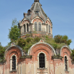 Никольская церковь в Гурьево-Воскресенское