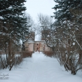 Усадьба Ивановское-Безобразово, ворота парадного двора