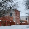 Усадьба Ивановское-Безобразово, служебный флигель