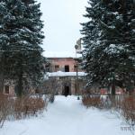 Усадьба Ивановское-Безобразово, главный дом