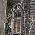 Усадьба Измалково главный дом, фрагмент экстерьера