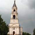 Кашин, колокольня Воскресенского собора