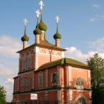 Кашин, Ильинско-Преображенская церковь