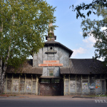 Кимры, здание центрального павильона