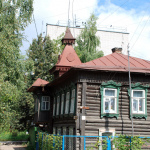 Кимры, дом 44 (ул. Орджоникидзе) (№1 на карте)