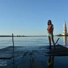 Калязин затопленная колокольня