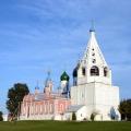 Коломенский кремль