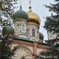 Воскресенская церковь в Колычево