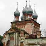 Храмовый комплекс в Васильевском