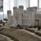 Замок Пусловских в Коссово, музейный макет