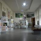 Замок Пусловских в Коссово, экспозиция музея