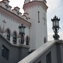 Коссовский дворец в Беларуси