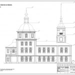 Церковь в Крохино. Проект реставрации церкви Рождества Христова в бывшем посаде Крохино