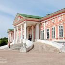 Усадьба Кусково дворец