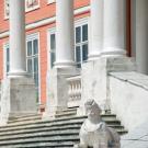 Усадьба Кусково дворец, парадная лестница