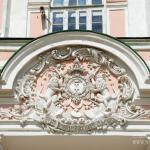 Усадьба Кусково оранжерея, фрагмент декора
