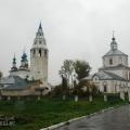 Храмовый комплекс в Лухе