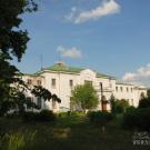 Усадьба Любвино главный дом со стороны двора