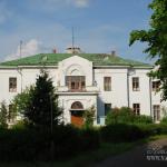 Усадьба Любвино дворец Пыльцовой