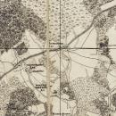 усадьба Мамоново Гусева полоса на карте 1856 г.